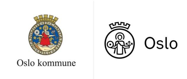 挪威首都奥斯陆--品牌形象标志